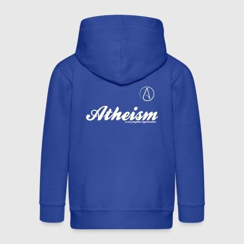 Atheism - a non prophet organisation - Premium hættejakke til børn