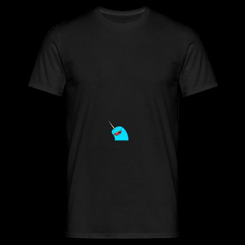 Cap Narwhal - Männer T-Shirt