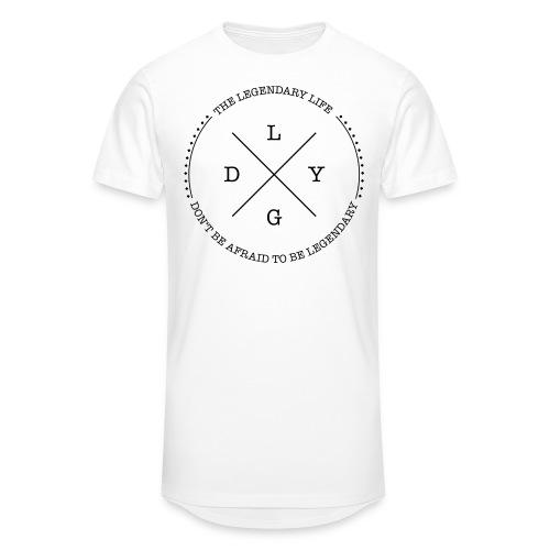 The Legendary Life Classic T - Männer Urban Longshirt