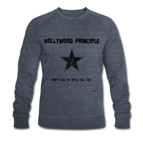 Hollywood Principle - Men's Organic Sweatshirt by Stanley & Stella