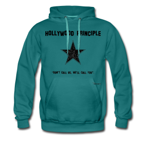 Hollywood Principle - Men's Premium Hoodie