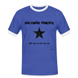 Hollywood Principle - Men's Ringer Shirt