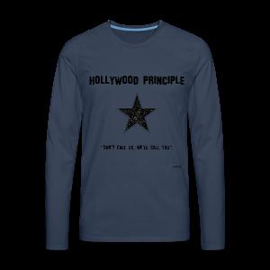 Hollywood Principle - Men's Premium Longsleeve Shirt