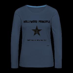 Hollywood Principle - Women's Premium Longsleeve Shirt