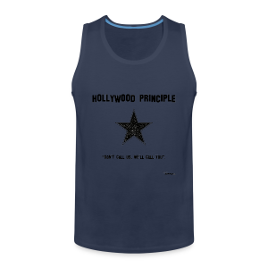 Hollywood Principle - Men's Premium Tank Top