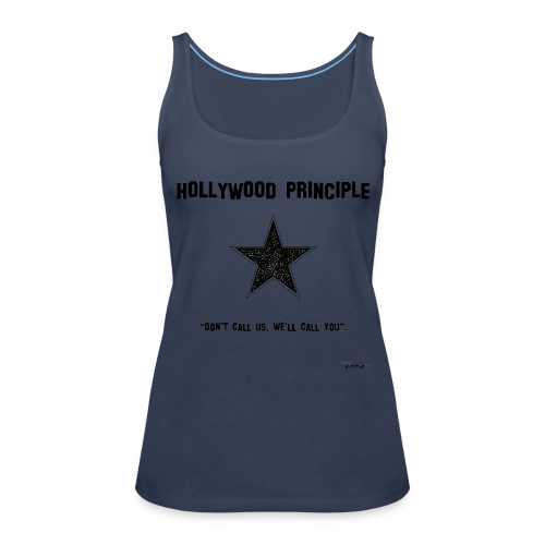 Hollywood Principle - Women's Premium Tank Top