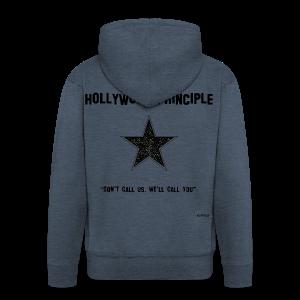 Hollywood Principle - Men's Premium Hooded Jacket