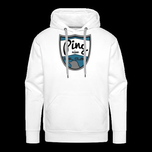 PINGuine TShirt - Männer Premium Hoodie