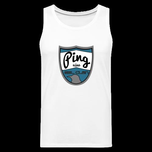 PINGuine TShirt - Männer Premium Tank Top