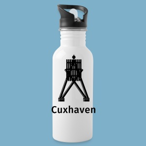 Cuxhaven Mole - Trinkflasche