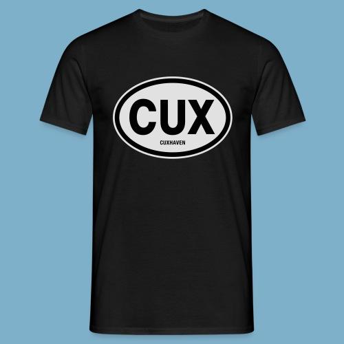 Cuxhaven Schild - Männer T-Shirt
