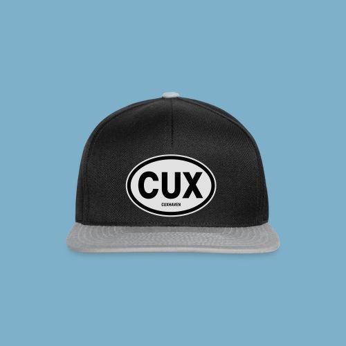 Cuxhaven Schild - Snapback Cap