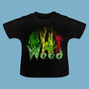 Weed  - Baby T-Shirt