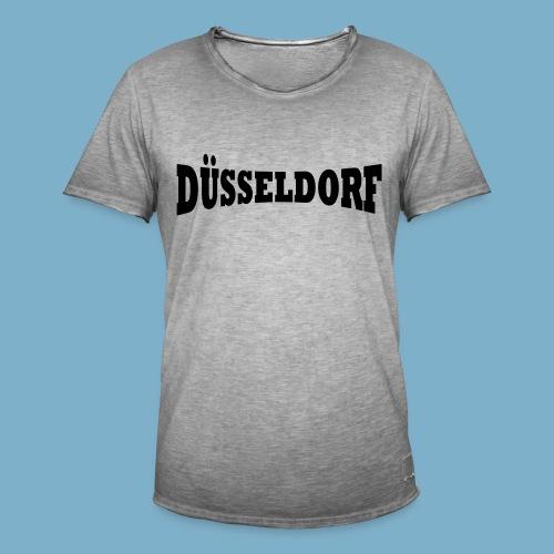 Düsseldorf  - Männer Vintage T-Shirt