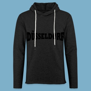 Düsseldorf  - Leichtes Kapuzensweatshirt Unisex