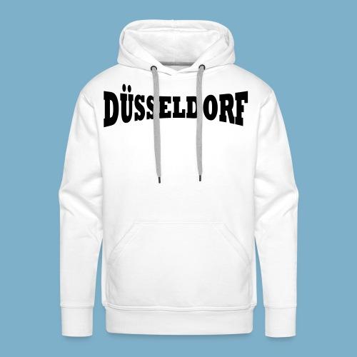 Düsseldorf  - Männer Premium Hoodie