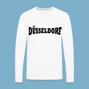 Düsseldorf  - Männer Premium Langarmshirt
