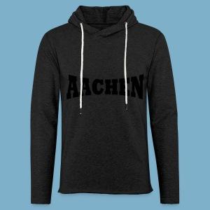 Aaachen - Leichtes Kapuzensweatshirt Unisex