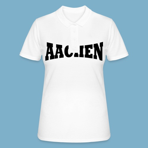 Aaachen - Frauen Polo Shirt