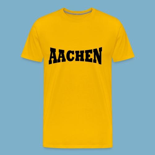 Aaachen - Männer Premium T-Shirt