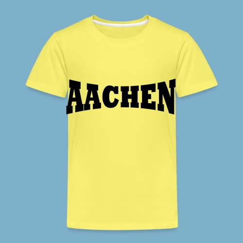 Aachen Schriftzug