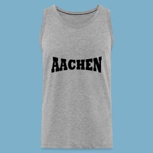 Aaachen - Männer Premium Tank Top