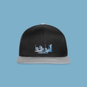 Berlin Sky Line - Snapback Cap