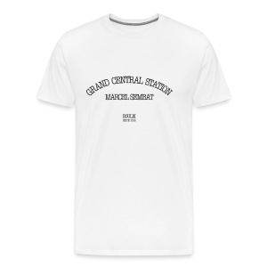 Grand Central Station Marcel Sembat - T-shirt Premium Homme