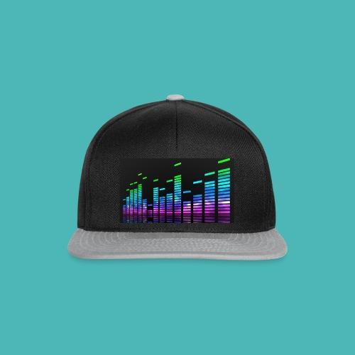 Equilizer-Shirt - Snapback Cap