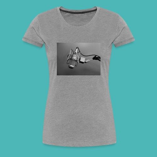Musik-Shirt - Frauen Premium T-Shirt