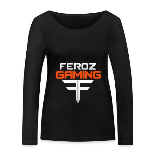 Feroz gaming hoodie - Women's Organic Longsleeve Shirt by Stanley & Stella
