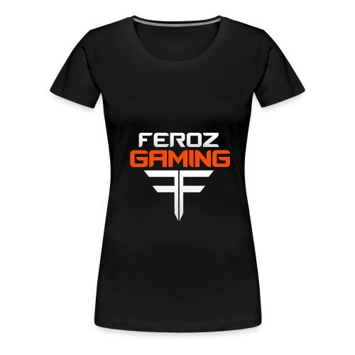 Feroz gaming hoodie - Women's Premium T-Shirt