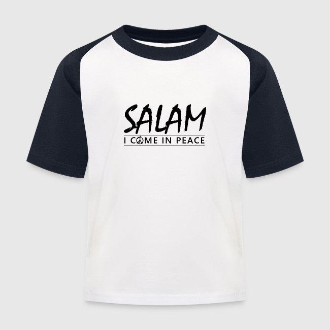 SALAM - I COME IN PEACE