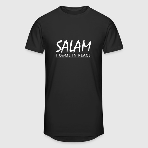 SALAM - I COME IN PEACE - Herre Urban Longshirt