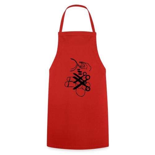 Antigrabsch-T-Shirt - Kochschürze