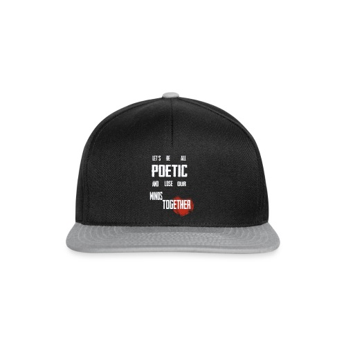Poetic - Snapback Cap