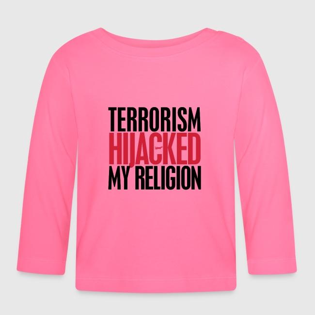 terrorism - hijacked my religion