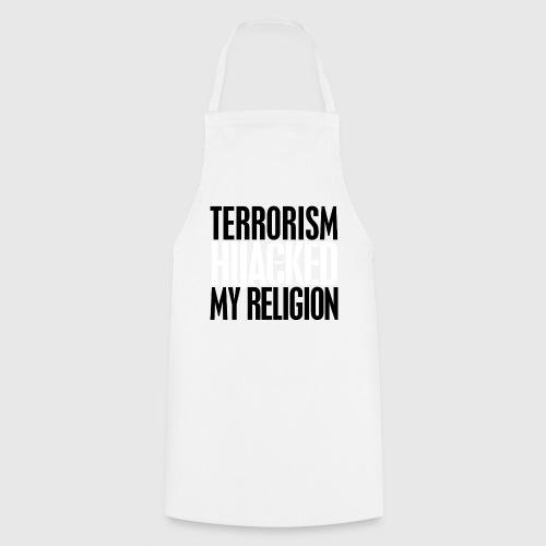 terrorism - hijacked my religion - Forklæde