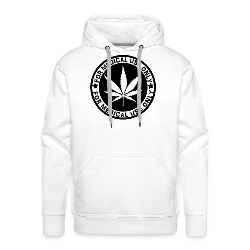 Marihuana - Männer Premium Hoodie