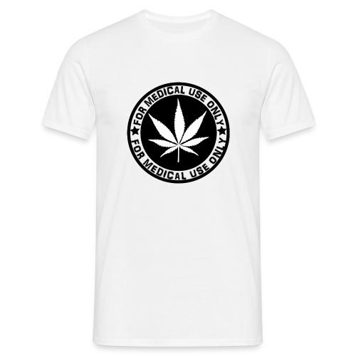 Marihuana - Männer T-Shirt