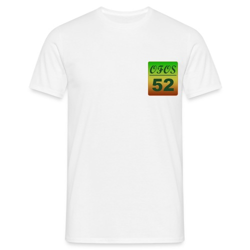 OFOS - 52 Colors - Herre-T-shirt
