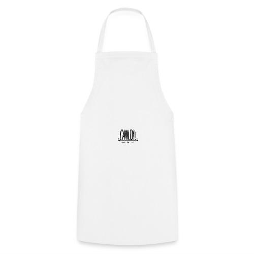 Cavilos Tasse | Weiß/Schwarz - Kochschürze