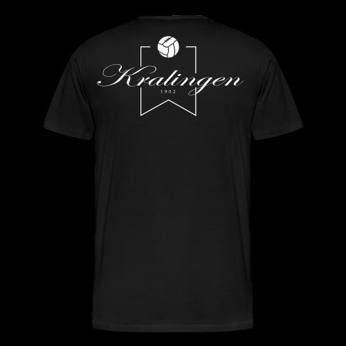 Kralingen 1902 casual - Mannen Premium T-shirt