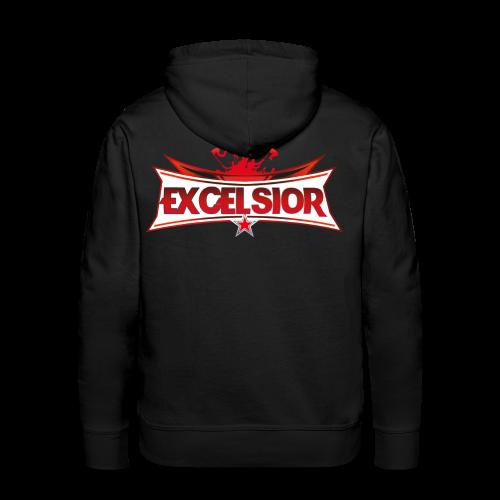 Excelsior WM - Mannen Premium hoodie
