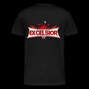 Excelsior WM - Mannen Premium T-shirt