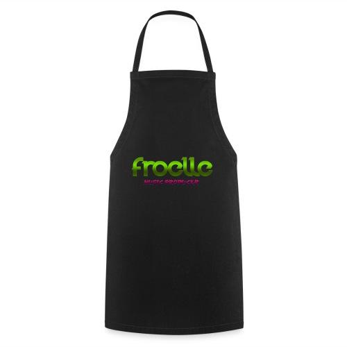 Froelle Music Producer Classic Black T-Shirt - Förkläde
