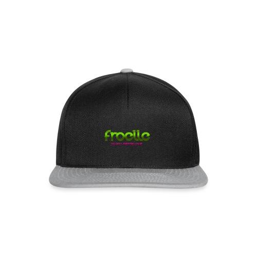 Froelle Music Producer Classic Black T-Shirt - Snapbackkeps