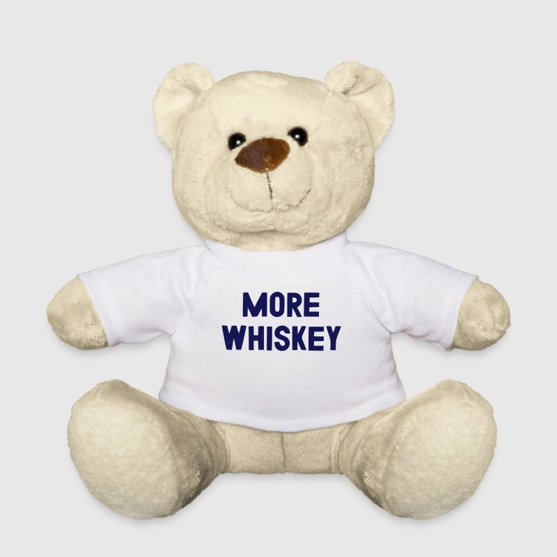 PLUS DE WHISKY Peluches - Nounours