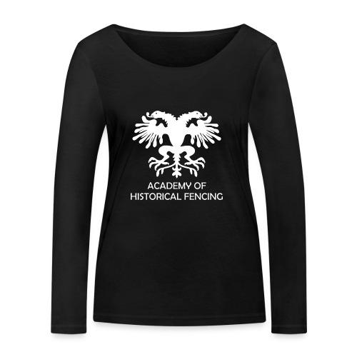 AHF Club Mug - Women's Organic Longsleeve Shirt by Stanley & Stella