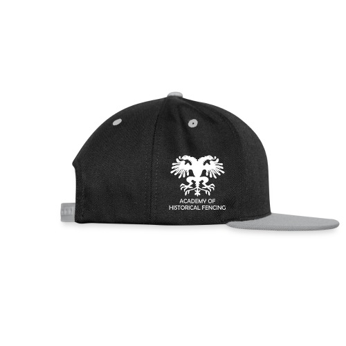 AHF Club Mug - Contrast Snapback Cap